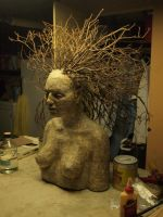 WIP -dryad by asantell