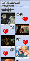 My Top Couples part V by J-Cat
