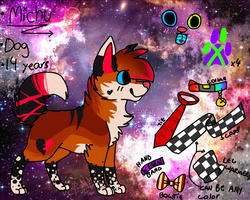 .::MICHU'S NEW REF::. by Michibu