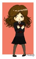 Hermione Granger by superteacups