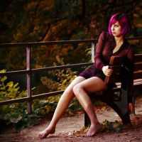 Waiting For The Muse by CocoCibelle