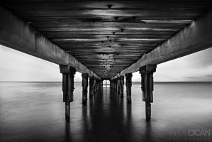 Under the Dock by sican