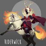 Riderwick by twistedCaliber