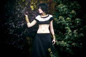 Magi - Black Rukh by Millupigen