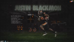 174. Justin Blackmon by J1897