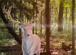 Prince of the forest by SoulsOfCreativity
