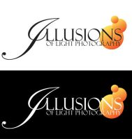 Illusions logo by innovativebliss