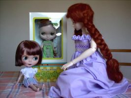 Dolls by darkesa