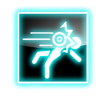 Caution Portal Transparent Icon by WinryBaby