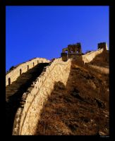 Great Wall of China VI by mercyop