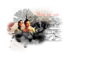 This is us - Kurt and Blaine by princess-wonderland