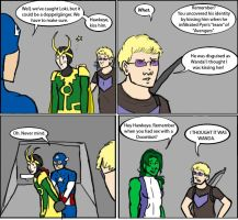 Hawkeye gets around by magickmaker
