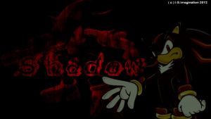 Shadow The Hedgehog - Wallpaper 2 by I-G-imagination