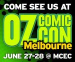 Oz Comic Con Melbourne by Cold-Creature