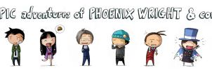 Phoenix and Co. Comics COVER by Phoenix-n-Co-Comics
