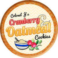 Cranberry and Oatmeal Cookies by Echilon