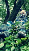 Tim Burtons Cheshire Cat :: 01 by Deathly-Sora