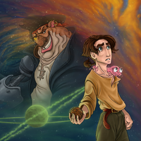It's, it's...Treasure Planet by murr-ma-ing