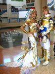 Golden Pair by Beautiful-Rose