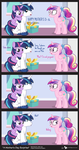 Comic Block: A Mother's Day Surprise by dm29