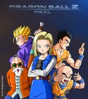 DBZ REAL by grifox