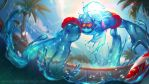 League of Legends: Pool Party Zac by GisAlmeida