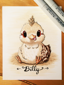 170204 RIP Billy by fablefire