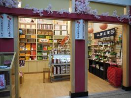 Japanese Candy Shop by CorderoT