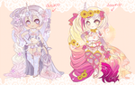 TIME ADOPTABLE AUCTION CLOSED by Lolisoup
