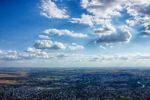 Sky over Nitra by sstando