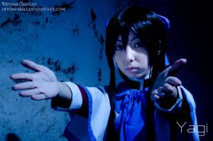 The fantasia of reminiscence by Hitomi-Cosplay