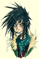 Smile pretty. by repent--harlequin