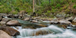Rocks and Rapids by MarkLucey