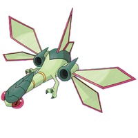 Mega Flygon X by Kottrman