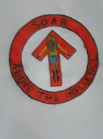 Soar Above the influence by panda8bamboo
