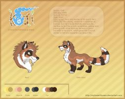 Goji Reference Sheet by MySweetQueen