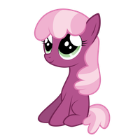Cheerilee Filly Vector by nowego