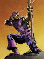 Hawkeye by Andre-VAZ