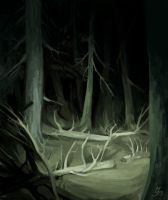 Dark Forest by Kindoffreak