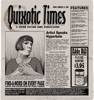 Quixotic Times by QuicheLoraine