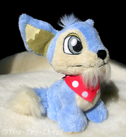 Neopets Baby Lupe Plushie by The-Toy-Chest