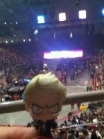 (Persona 4)KANJI WAITING FOR FALL OUT BOY TO START by MLPfimAndTMNTfan
