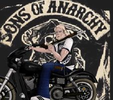 Sons Of Anarchy - NATHAN by Applebybrothers