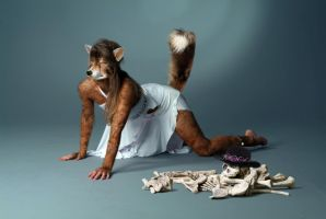 Foxy Lady by carlosnumbertwo