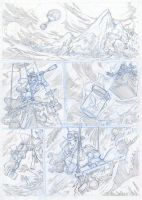 page 1 pencils by BrianKesinger