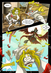Ampere The Ordeal Page 17 by Retromissile