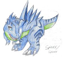 Spinax by Vada-The-Darkfox