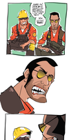 TF2: Dental Work 03 by karniz