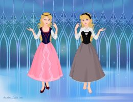 When I Grow Up - Eilonwy by M-Mannering