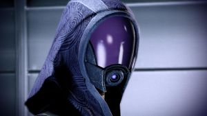 Tali'Zorah vas Normandy by DonHawk